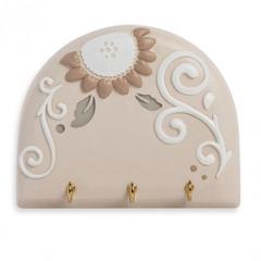 Appendino in ceramica decorata  Egan HELIOS