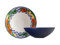 Coppa rotonda in ceramica decorata  Maxwell&Williams POSITANO