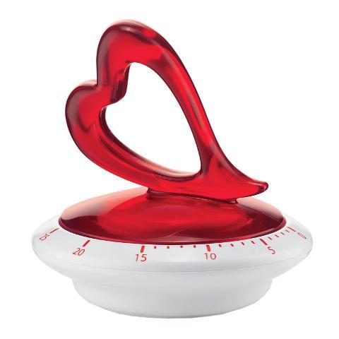 Timer da cucina in plastica  Guzzini LOVE