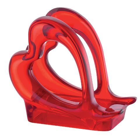 Portatovaglioli in materiale plastico  Guzzini LOVE