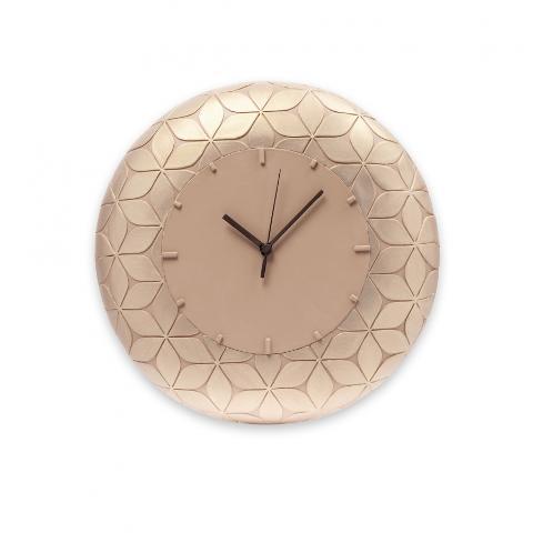 Orologio in ceramica decorata  Egan CAPITONNE'