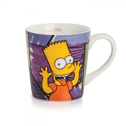 Tazza mug in porcellana ml 450 Egan THE SIMPSONS