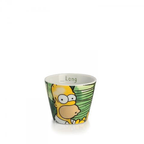Bicchierino da caffè in porcellana  Egan THE SIMPSONS