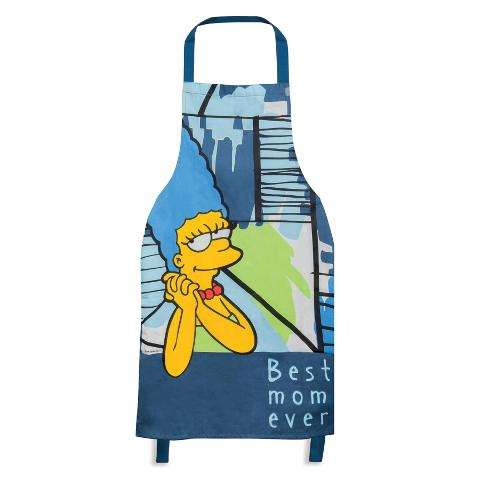 Grembiule da cucina in cotone stampato  Egan THE SIMPSONS