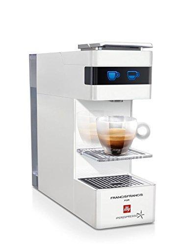 Macchina da caffè iperespresso Illy Y3