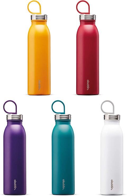 Bottiglia termica da viaggio in acciaio inox  Aladdin  CHILLED