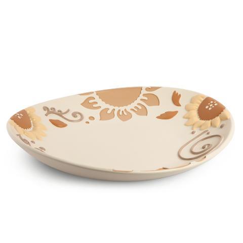 Centrotavola in ceramica decorata  Egan HELIOS