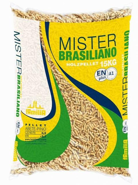 PELLET MISTER BRASILIANO PELLET PELLET MISTER BRASILIANO ABETE