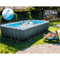 PISCINA INTEX INTEX PISC ULTRAF. 732X366X132