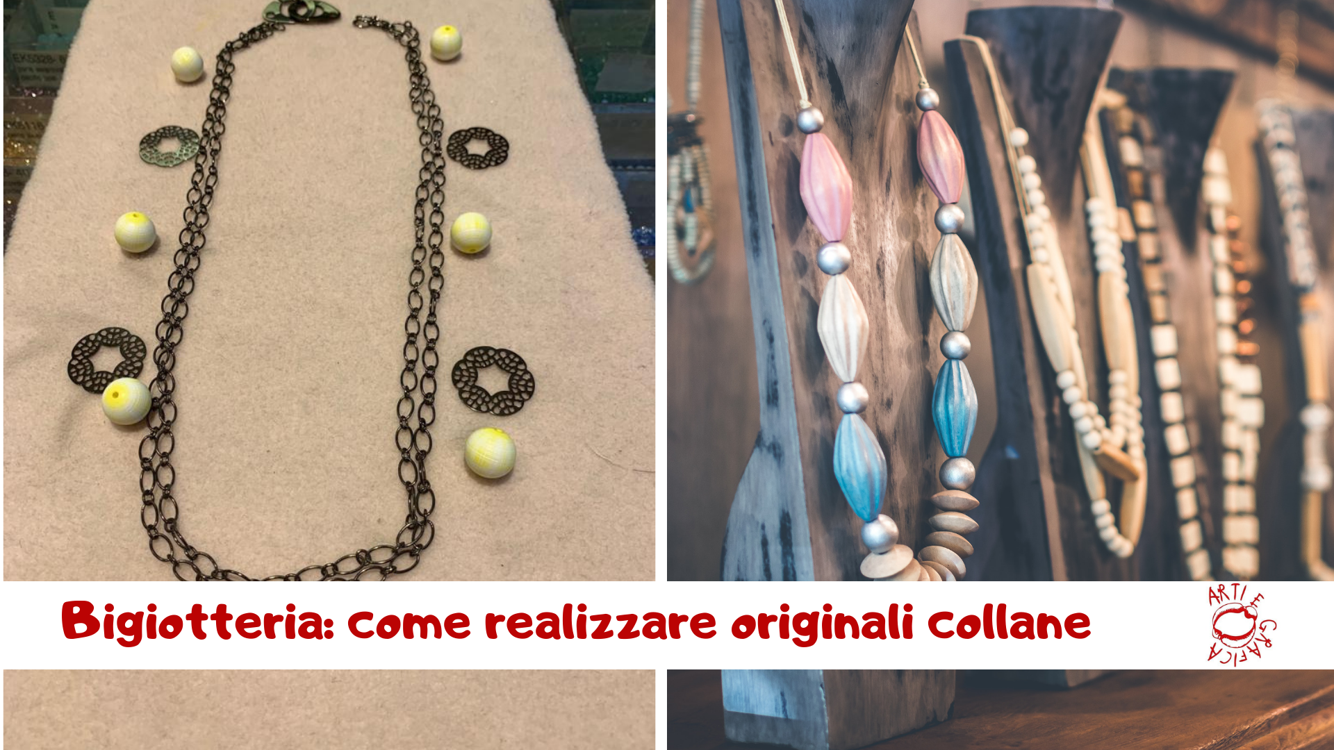 Imparare a realizzare originale collane