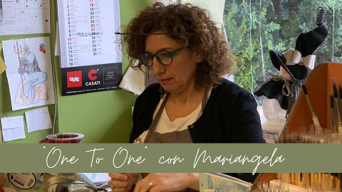 "Corsi ""One To One"" con Mariangela"