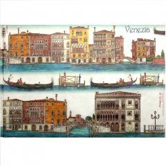 Carta riso Venezia stamperia 33x48