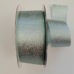 Decoro verde metallizzato pbs larghezza 4cm
