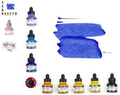 acquerello ink daler rowney aquafine boccetta con dosatore 29,5 ml