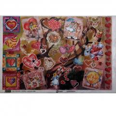 Carta riso san Valentino ferrario 33x48
