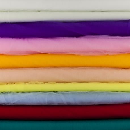 Tulle vari colori 300x100 cm ideale per bomboniere, danza, matrimonio Arti e Grafica  Tessuto