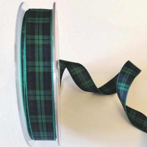 Scozzese verde e blu stafil 16mm