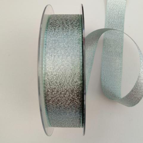 Decoro verde metallizzato pbs larghezza 25mm