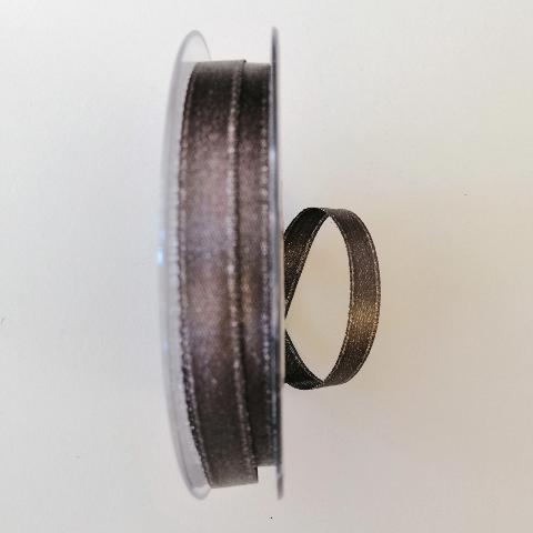 decoro metallizzato  pbs fondo tortora con perfili argento 10mm