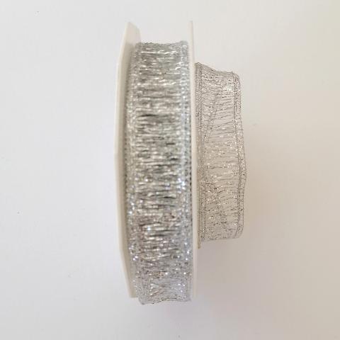 decoro a fili separati arti e grafica fondo argento mm25