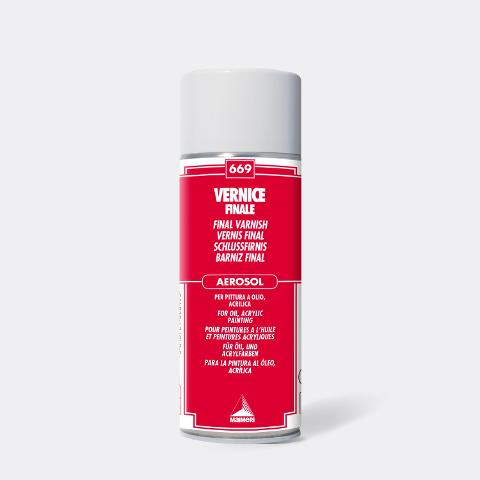 vernice finale brillante 669 maimeri spray