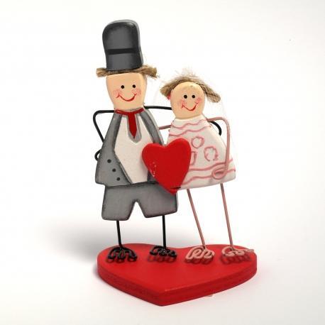 Sposi su cuore