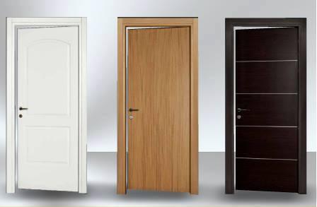 Progettazione Porte da interni
