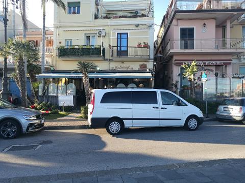 Transfer da Catania Aeroporto a Taormina fino a 8 passeggeri