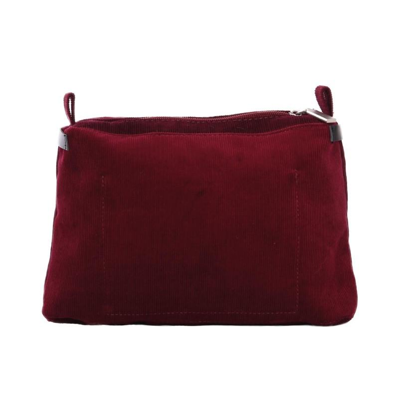 O bag glam .sacca interna cotton corduroy O Bag