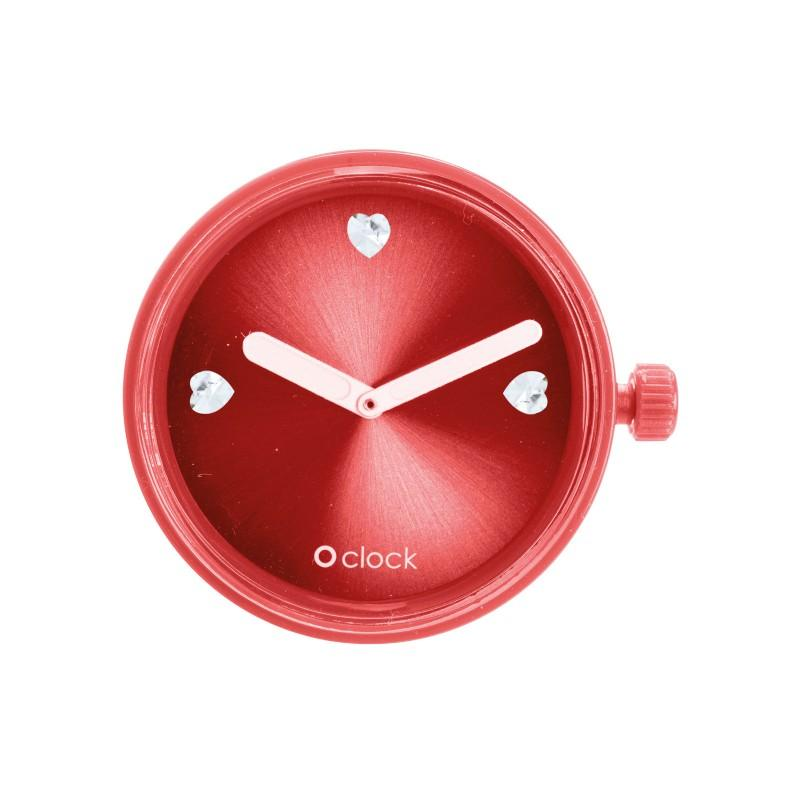 O clock .diamonds hearts O Bag Meccanismo O clock diamonds hearts