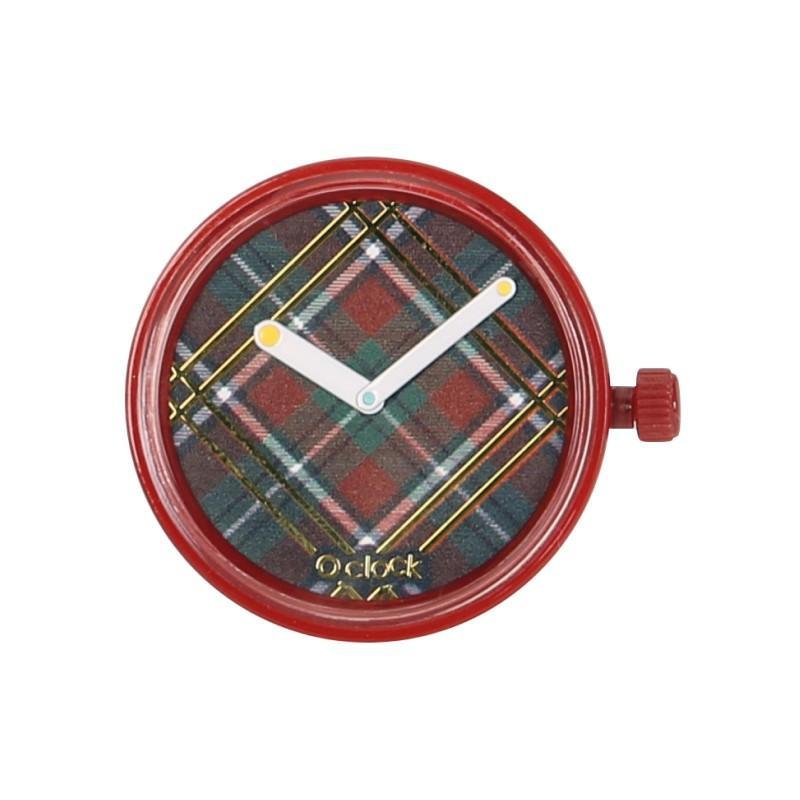 Meccanismo O clock fantasia royal ascot tartan O Bag Meccanismo O clock fantasia royal ascot tartan Bagheria (Palermo)