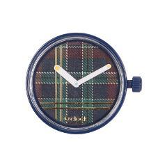Meccanismo O clock fantasia royal ascot tartan O Bag Meccanismo O clock fantasia royal ascot tartan