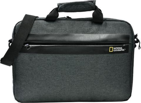 Borsa Porta Pc iPad Tablet in Poliestere con Scomparti e Tasche National Geographic LINEA  N