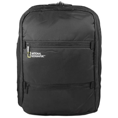 ZAINO PER LAPTOP National Geographic Linea  N13211 Black
