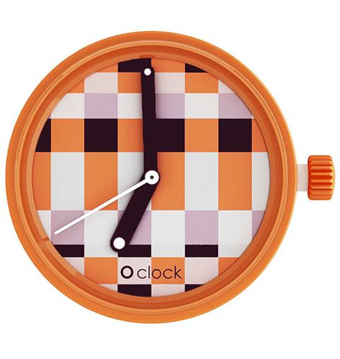Meccanismo Pattern O Bag linea O clock