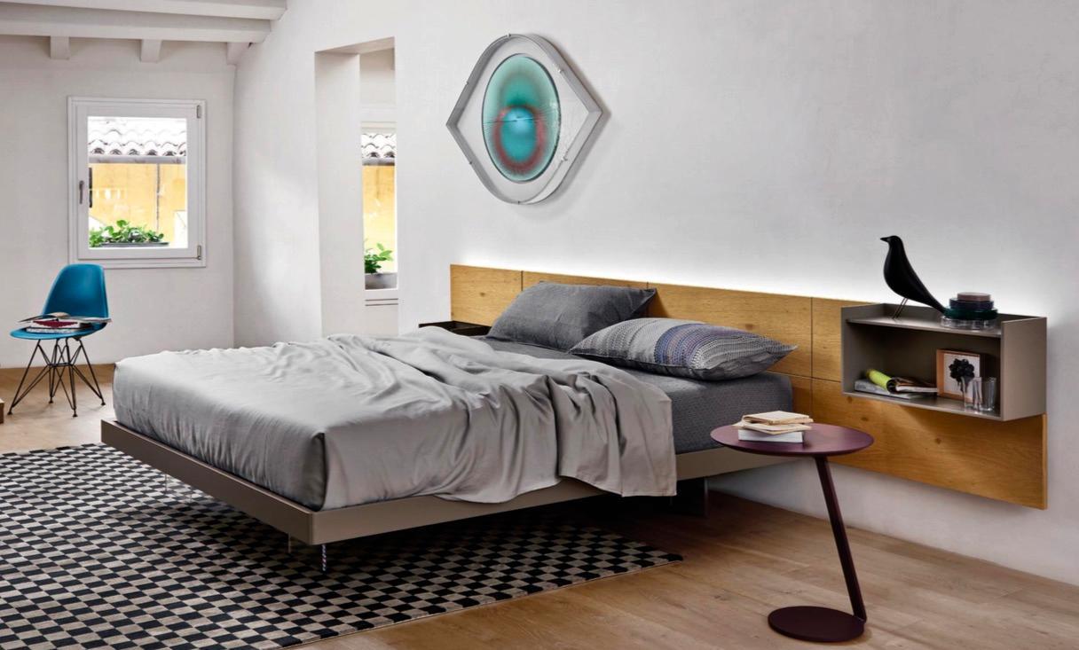 Camera da letto San Giacomo Trittico Ecletto - Bagheria (Palermo)