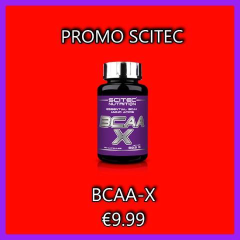 PROMO BCAA  SCITEC