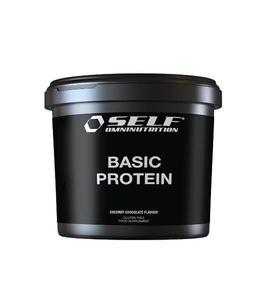 Basic Protein Self Omnutrition