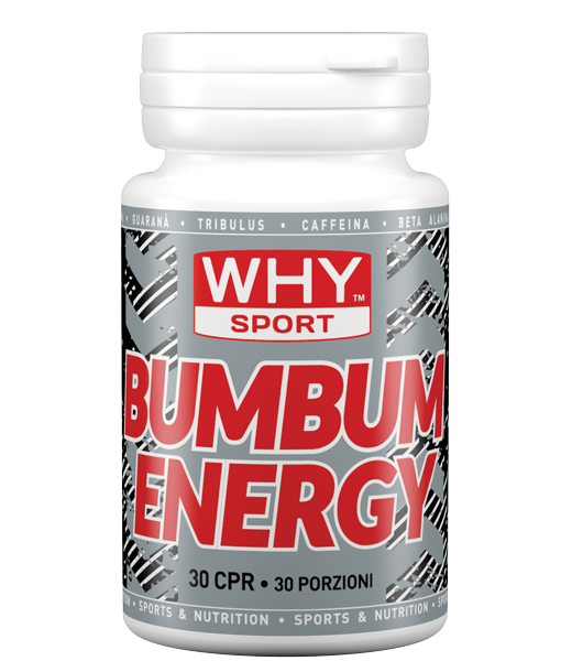 BUMBUM Energy Why Sport