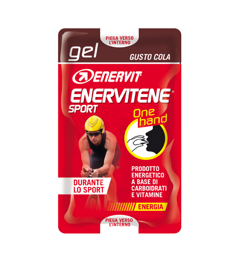 Sport gel One Hand Cola Enervit