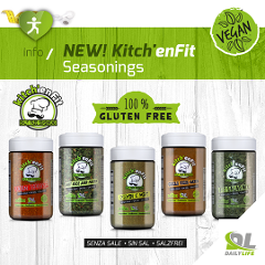 Kitch'enFit Seasonings 100% Gluten Free