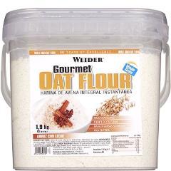GOURMET OAT FLOUR (1,9KG)  WEIDER
