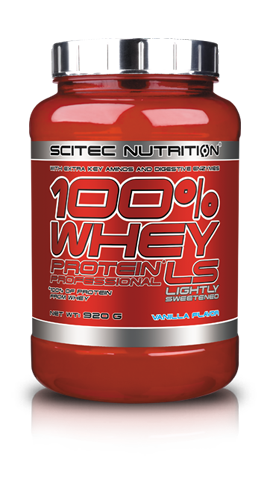 100% Whey Protein Professional LS   2350g Scitec Nutrition