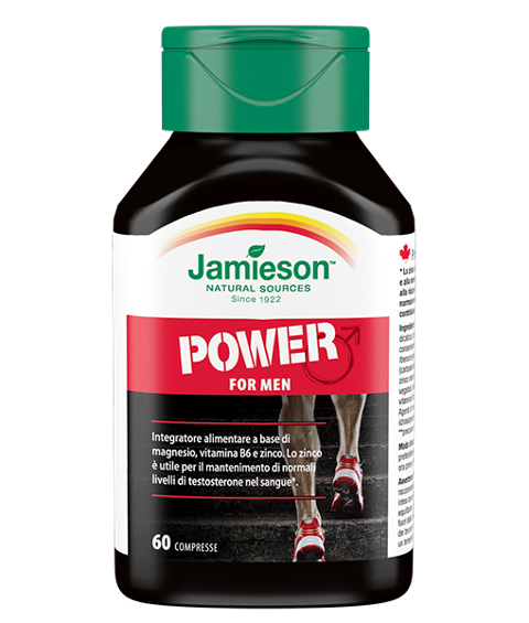 Power FOR MEN Jamieson