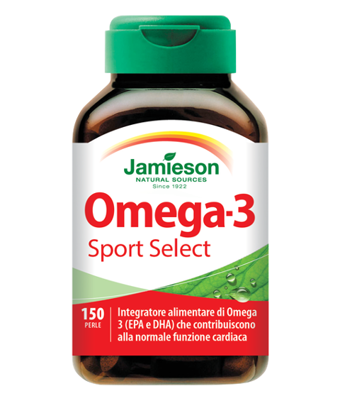 Omega 3 Sport Select Jamieson