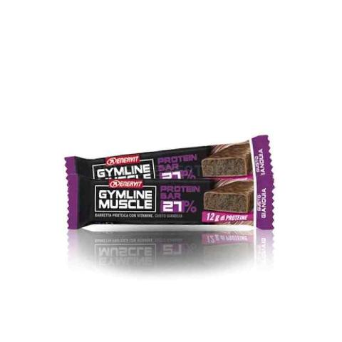 Protein Bar 27%  Enervit Gymline  Muscle