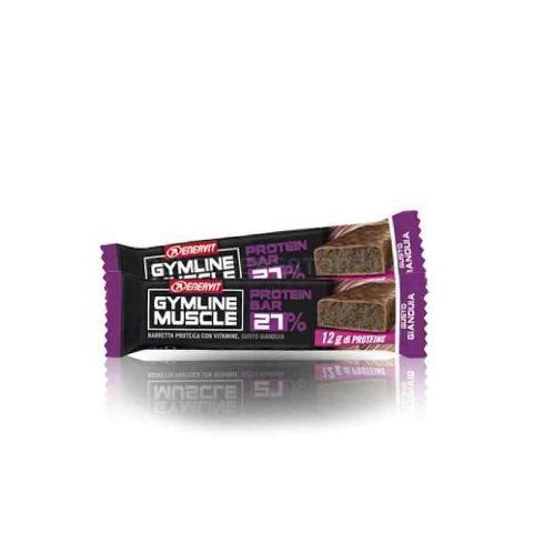 Protein Bar 27%  Enervit Gymline  Muscle