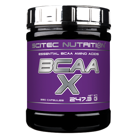 BCAA X Scitec Nutrition