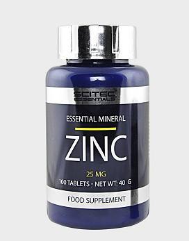 Zinc Scitec Nutrition