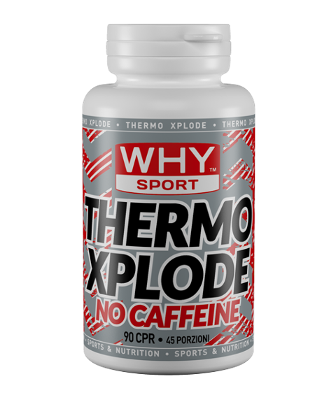Thermo No Caffeine Why Sport